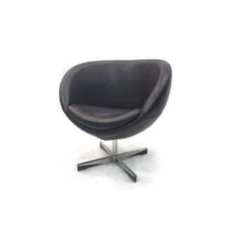 Fora Form Planet stol, Burgunder – Scandinavian Office as